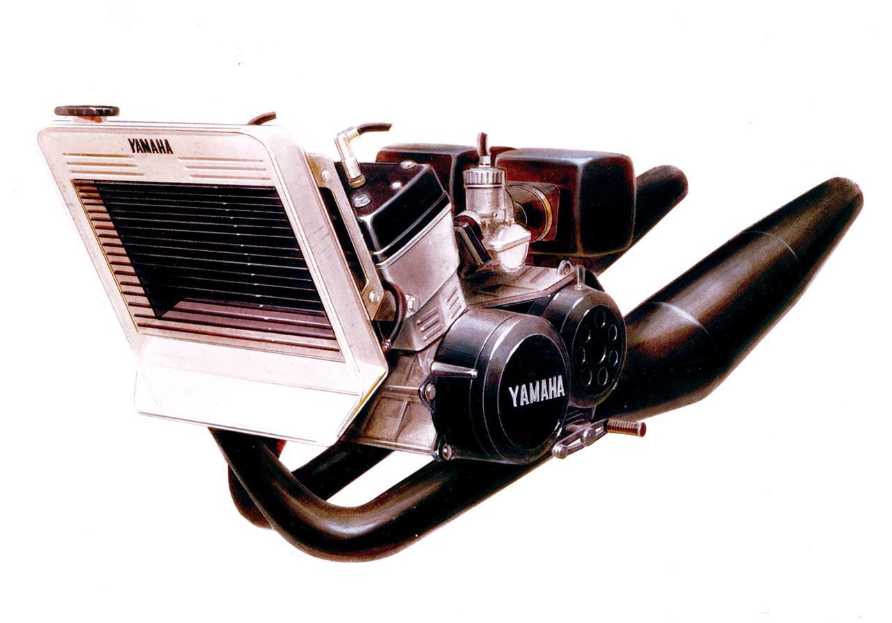 Images : 10番目の画像 - 1980年YAMAHA RZ250[4L3] - webオートバイ