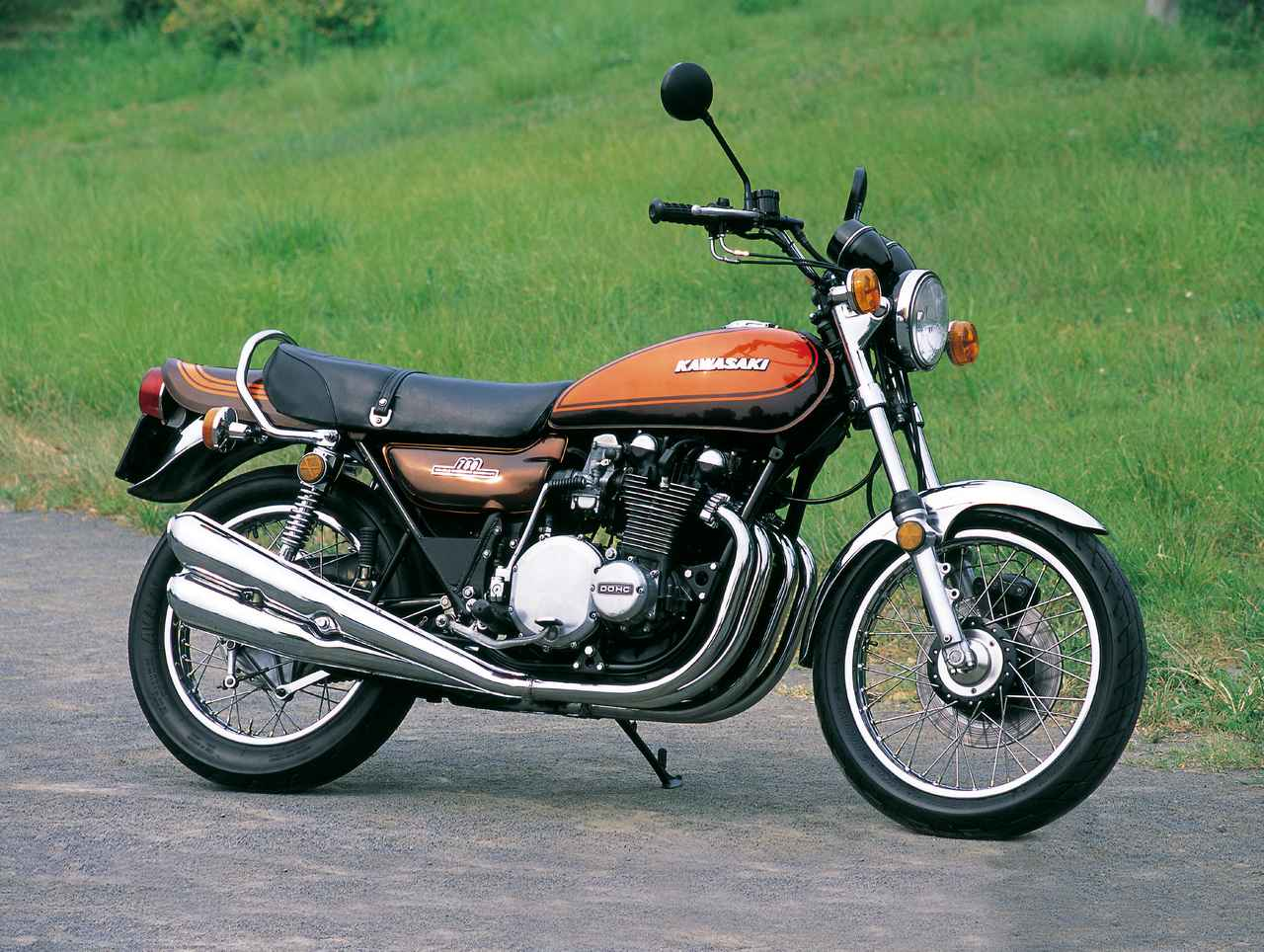 Images : 1番目の画像 - 1973年 KAWASAKI 750RS[Z2] - LAWRENCE - Motorcycle x Cars + α = Your Life.