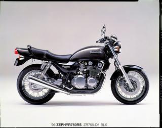 1996 ZEPHYR750RS