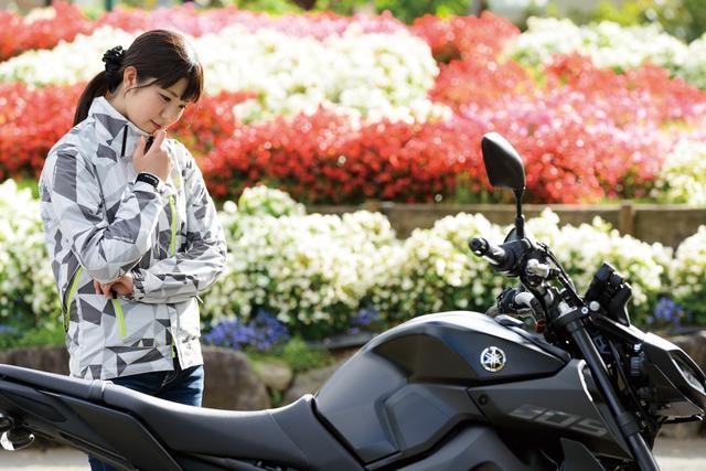 画像1: 【オートバイ誌連載:梅日和】梅ちゃん本人がつづるエッセイ【第1回】