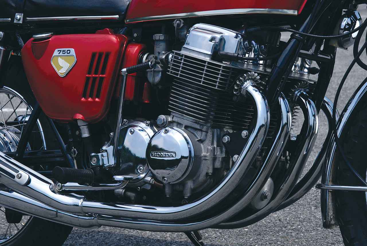 Images : 5番目の画像 - HONDA CB750FOUR[K0] - LAWRENCE - Motorcycle x Cars + α = Your Life.