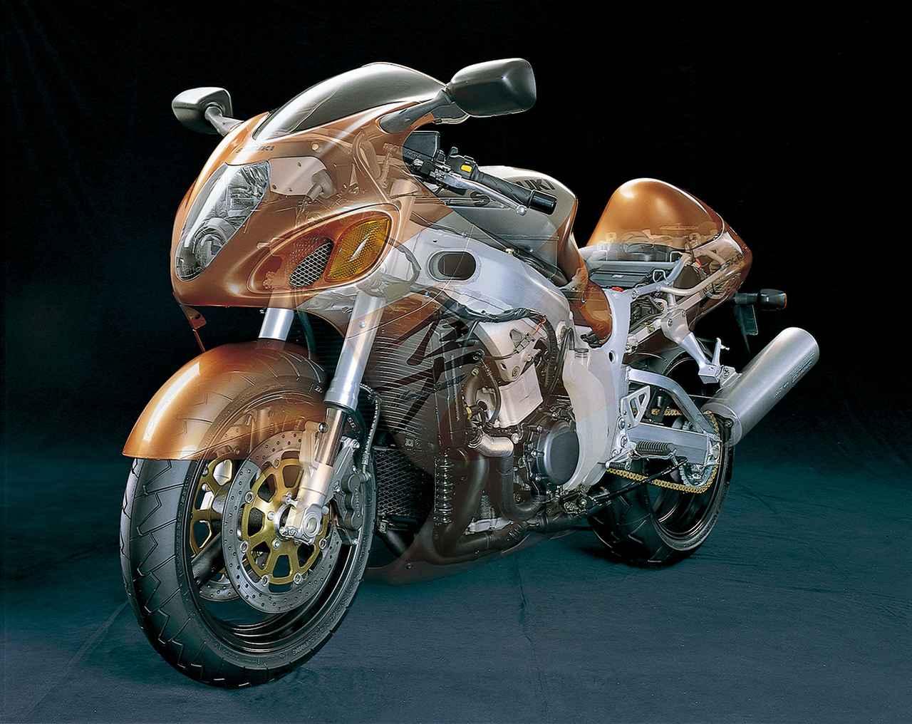 Images : 2番目の画像 - 1999年SUZUKI GSX1300R HAYABUSA - LAWRENCE - Motorcycle x Cars + α = Your Life.