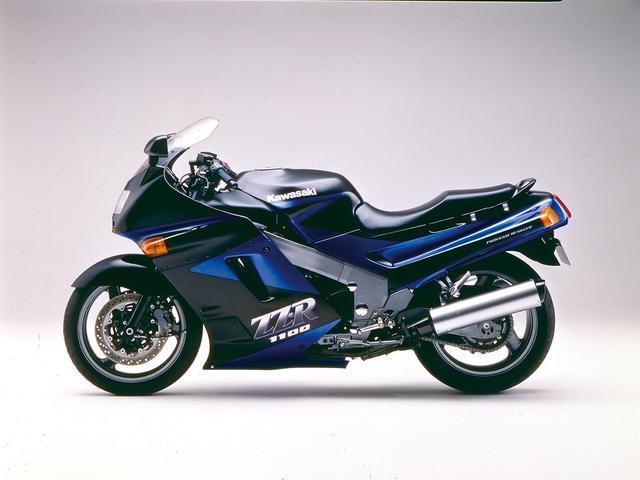 画像: 90年代の幕開けと共に誕生した最速マシン【KAWASAKI ZZR1100】