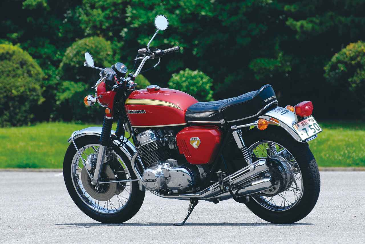 Images : 2番目の画像 - HONDA CB750FOUR[K0] - LAWRENCE - Motorcycle x Cars + α = Your Life.