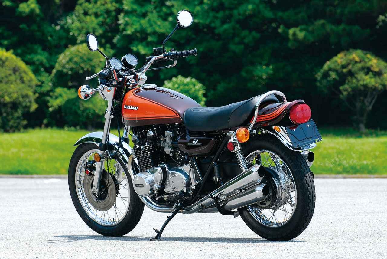 Images : 2番目の画像 - KAWASAKI 900 SUPER4 - webオートバイ