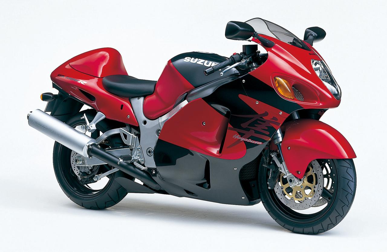 Images : 1番目の画像 - 1999年SUZUKI GSX1300R HAYABUSA - LAWRENCE - Motorcycle x Cars + α = Your Life.