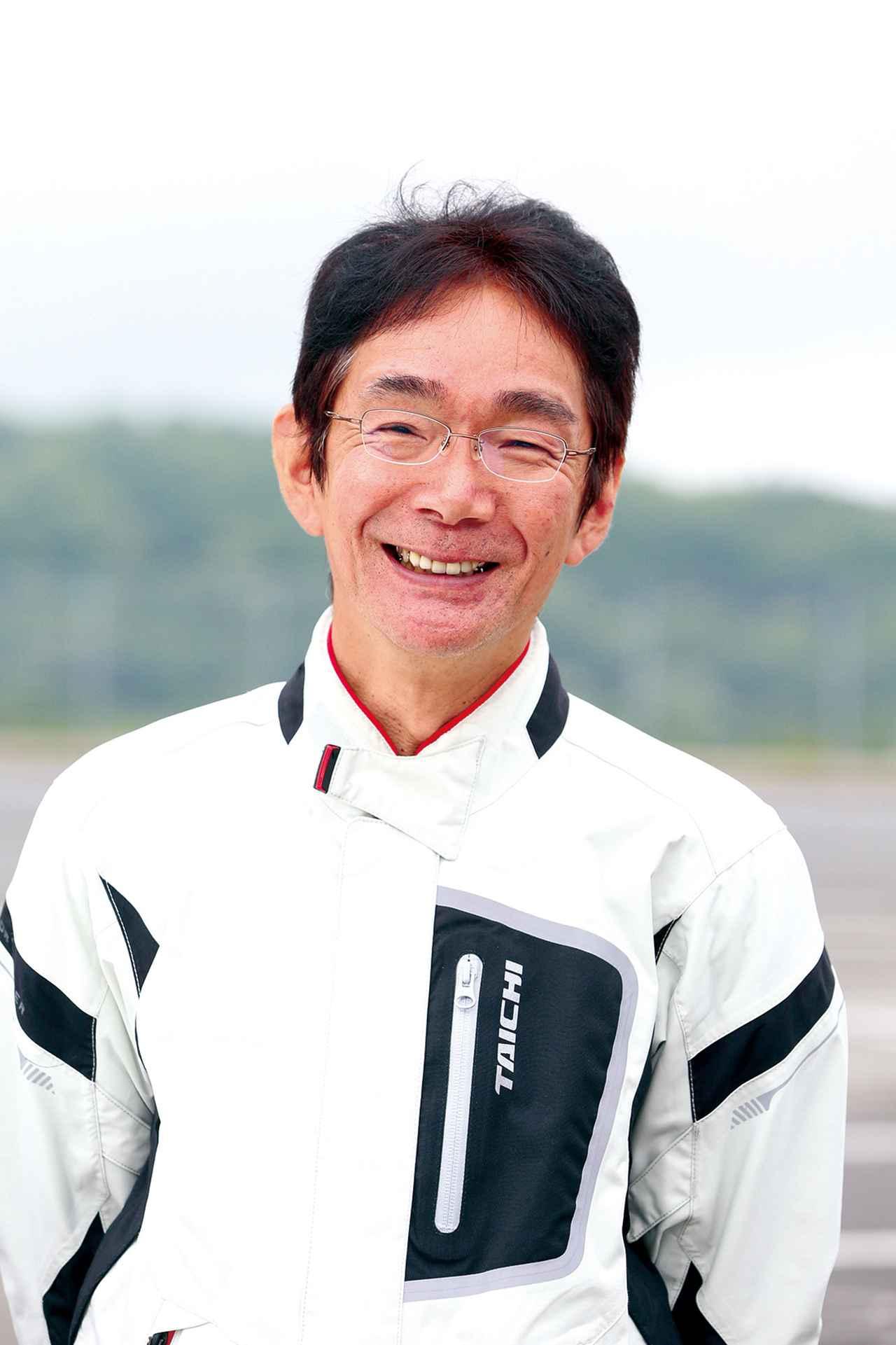 画像: 太田安治 大学生時代にアルバイト感覚でオートバイ誌の各種レポート記事を担当して、あっという間に35年。愛車はニンジャ1000。