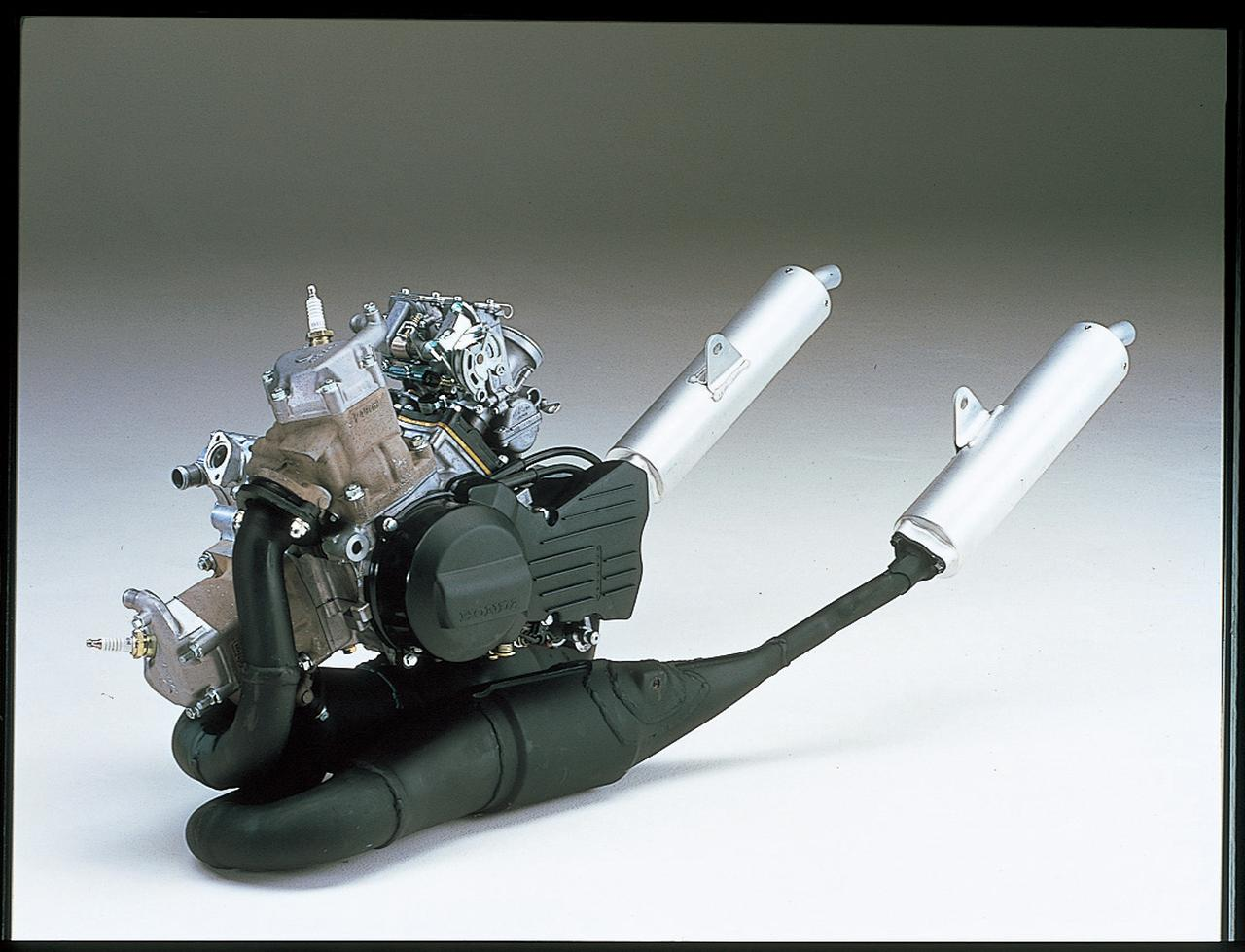 Images : 4番目の画像 - NSR250R[MC16] - webオートバイ