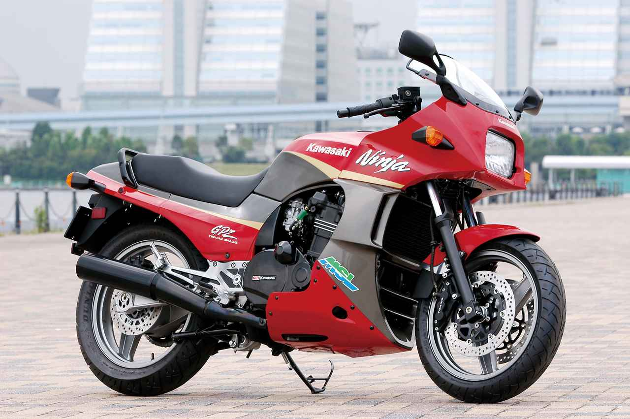 Images : 2番目の画像 - KAWASAKI GPZ900R[FZ]Final Edition - webオートバイ
