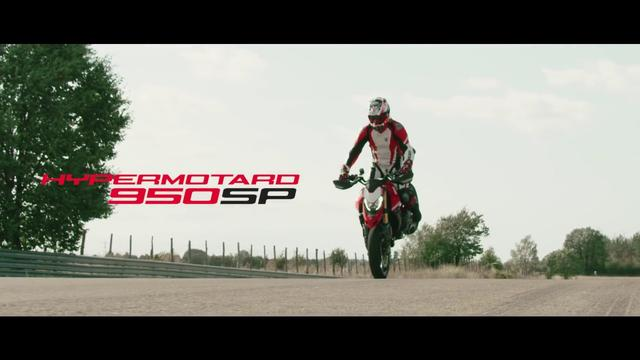 画像: Ducati Hypermotard 950 SP - Game On! Track. youtu.be