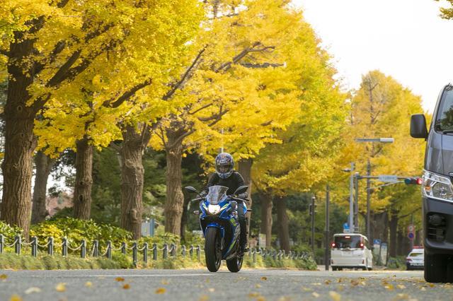 画像7: 目指すは横浜! GSX250Rでショートツーリング!