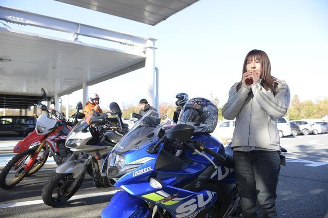 画像: 【連載】もっと上手くなりたい! 葉月美優のGSX250R RIDING DIARY(第1回) - webオートバイ