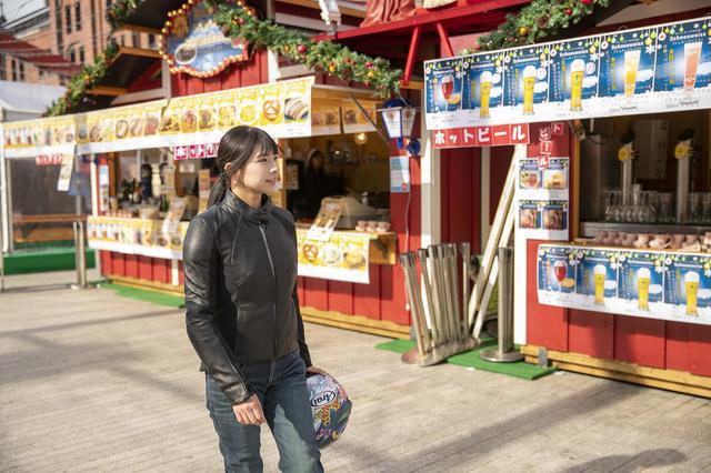 画像5: 目指すは横浜! GSX250Rでショートツーリング!