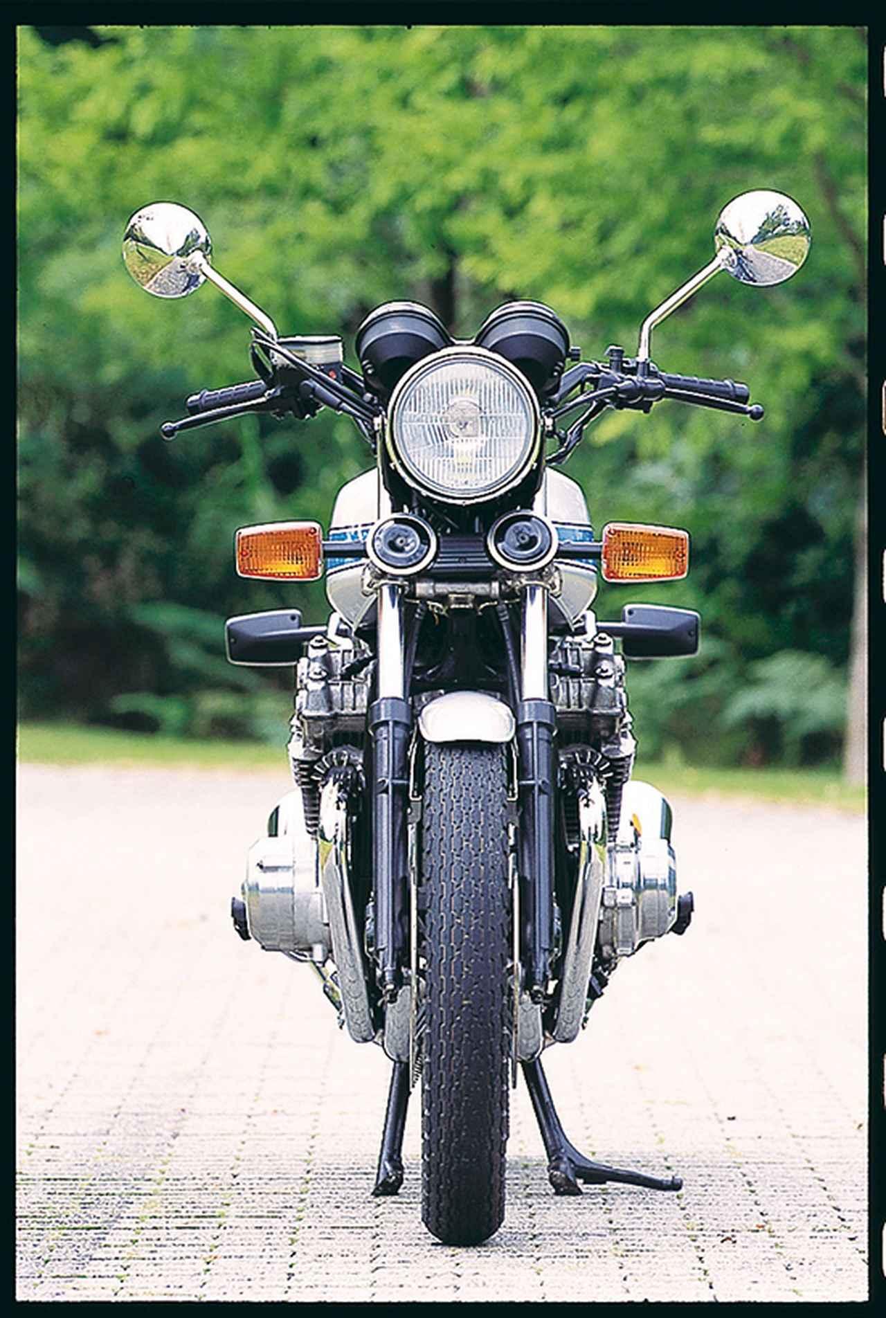 Images : 2番目の画像 - 1979年HONDA CB750F[FZ] - webオートバイ