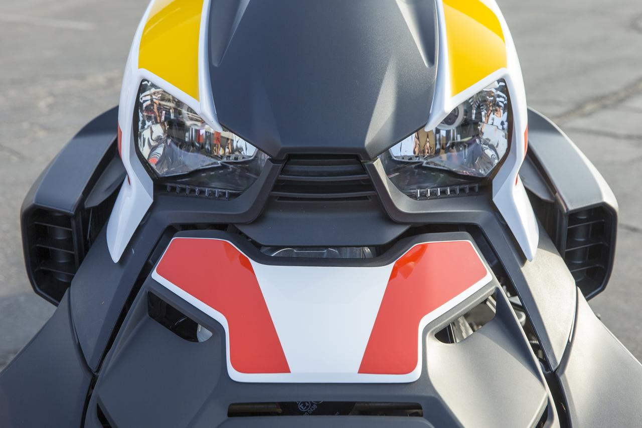 Images : 4番目の画像 - Can-Am Ryker/Rally Edition - LAWRENCE - Motorcycle x Cars + α = Your Life.