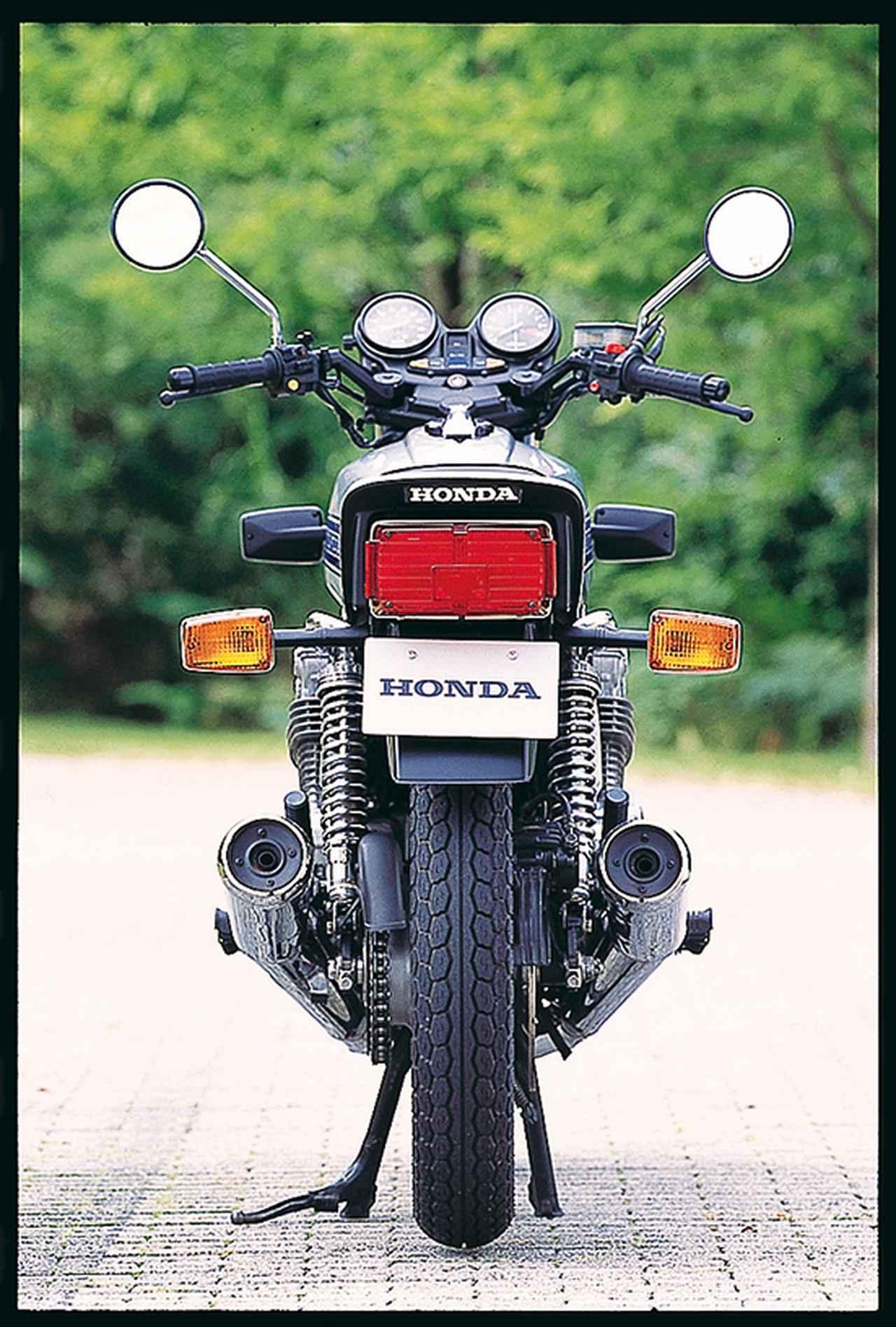 Images : 3番目の画像 - 1979年HONDA CB750F[FZ] - webオートバイ