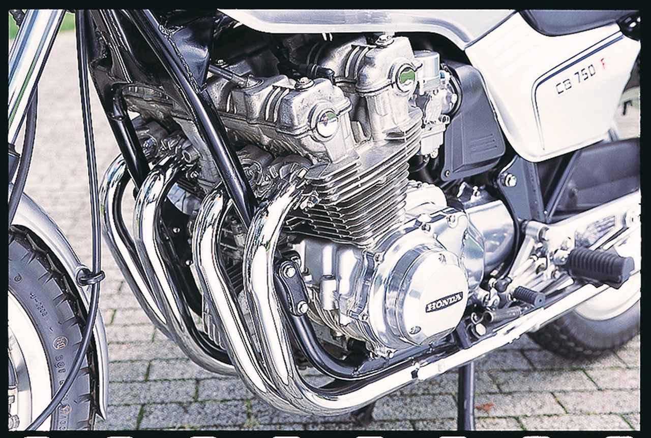 Images : 5番目の画像 - 1979年HONDA CB750F[FZ] - webオートバイ