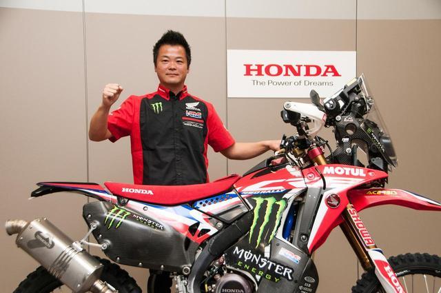 画像: Honda Dakar Rally 2019「ライバルに劣っているところがない」 運営を強化して「勝てるチーム」でダカールに挑む!