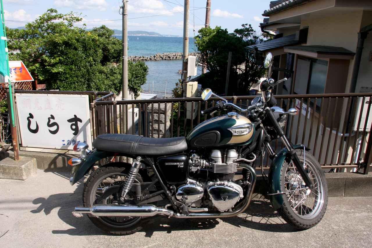 画像: しまった、バイクが全然登場していないことに気づきました。
