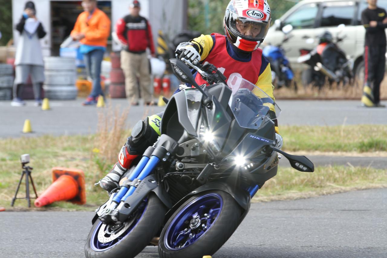 Images : 4番目の画像 - 「「NIKEN(ナイケン)」ジムカーナに挑戦した、トップライダーたちのコメントをお届け!」のアルバム - webオートバイ