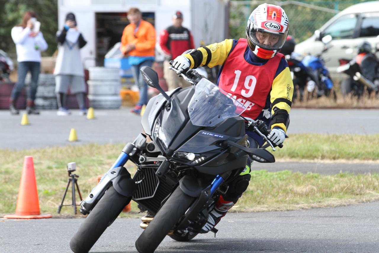 Images : 5番目の画像 - 「「NIKEN(ナイケン)」ジムカーナに挑戦した、トップライダーたちのコメントをお届け!」のアルバム - webオートバイ