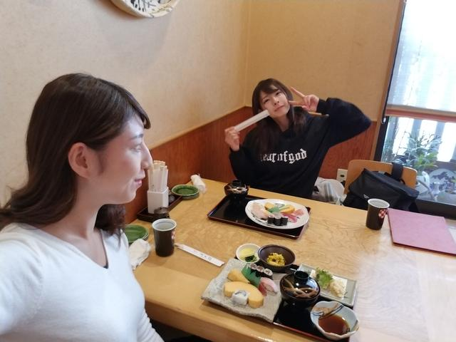 画像1: ランチはお寿司♡「大久保鮨」
