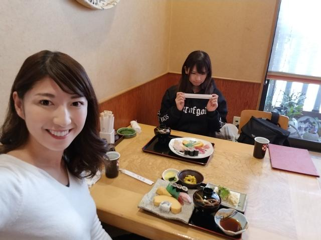 画像2: ランチはお寿司♡「大久保鮨」