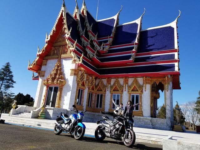 画像: タイに到着~!!