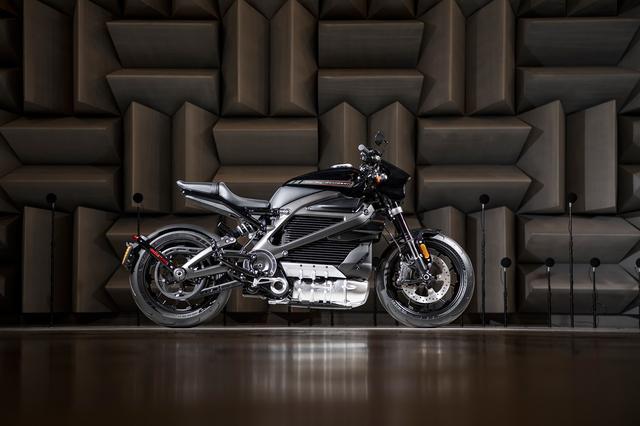 画像: LiveWire™ 電動モーターサイクル|Harley-Davidson Japan