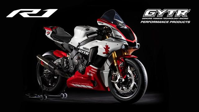 画像: Get Ready to Conquer the Track with the New 2019 YZF-R1 GYTR www.youtube.com