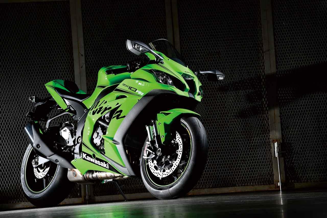 Images : 1番目の画像 - 「【KAWASAKI NINJA ZX-10RR】正常進化を遂げて盤石の態勢を築く王者【ベストヒット番付2019】」のアルバム - LAWRENCE - Motorcycle x Cars + α = Your Life.
