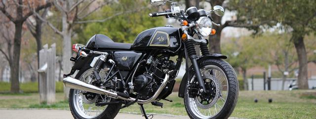 画像: AJS MOTORCYCLES JAPAN|AJS日本公式サイト