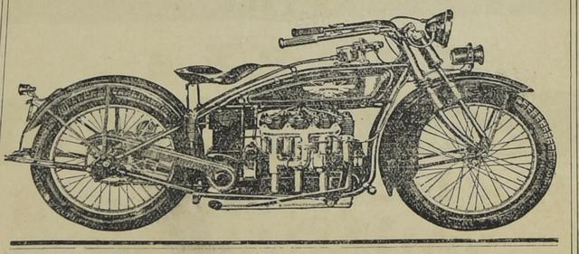 画像: 当時の月刊オートバイの価格は50銭。