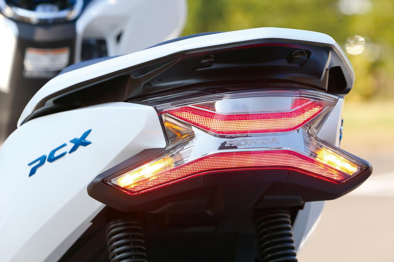 Images : 12番目の画像 - 「【HONDA PCX ELECTRIC】ついに公道デビュー!電動で切り拓くコミューターの未来形【試乗インプレ】」のアルバム - webオートバイ