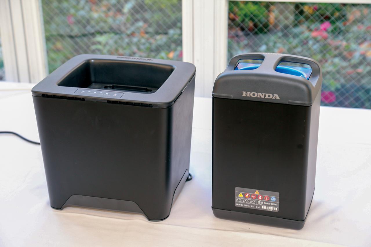 Images : 13番目の画像 - 「【HONDA PCX ELECTRIC】ついに公道デビュー!電動で切り拓くコミューターの未来形【試乗インプレ】」のアルバム - webオートバイ