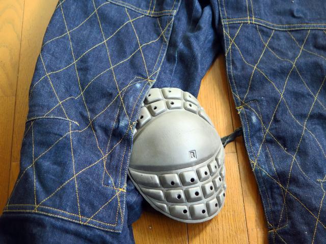 画像: マックスフリッツのほとんどのパンツは、ひざにプロテクターを入れることができます。