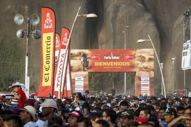 画像: <Dakar Rally 2019> Daily Report②  日本時間1/7 15:30〜  世界一過酷なモータースポーツがいよいよスタート!