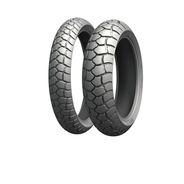 画像: Michelin Anakee Wild Adventure Tyres | Motorcycle Tyres