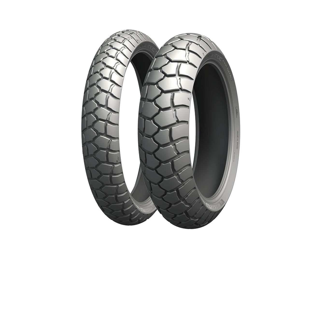 画像: Michelin Anakee Wild Adventure Tyres | Motorcycle Tyres