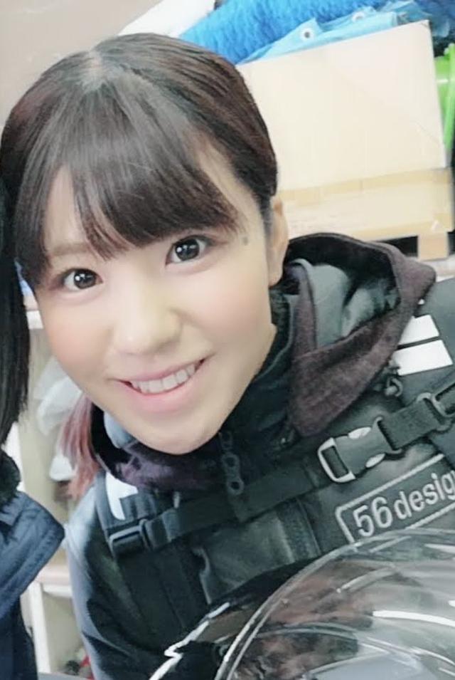 画像2: [ふたツー]栃木へ!ねこねこツーリング?!(美環 編)with 梅本まどか