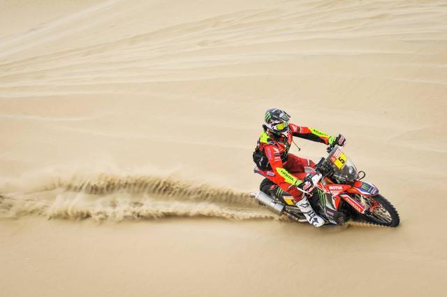 画像: ホンダワークス2チームがトップ5入り。KTMはややスロースタート