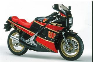 RG250ΓWalter Wolf Special Version (GJ21B) 1987