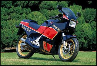 RG250Γ Walter Wolf Special Version (GJ21B) 1985