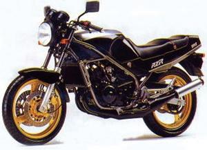 Images : RZ250R【3HM】(1988年7月)