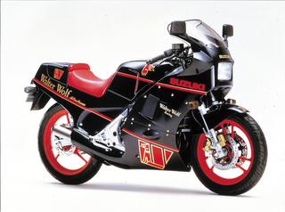 RG250ΓWalter Wolf Special Version(GJ21B) 1986