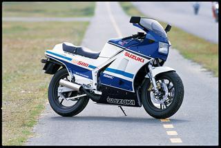 RG500Γ (HM31A)