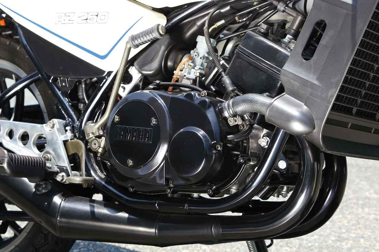 Images : 7番目の画像 - 「最後になるはずだったこの1台が2ストロークの未来を切り開いた【1980YAMAHA RZ250[4L3]】」のアルバム - LAWRENCE - Motorcycle x Cars + α = Your Life.
