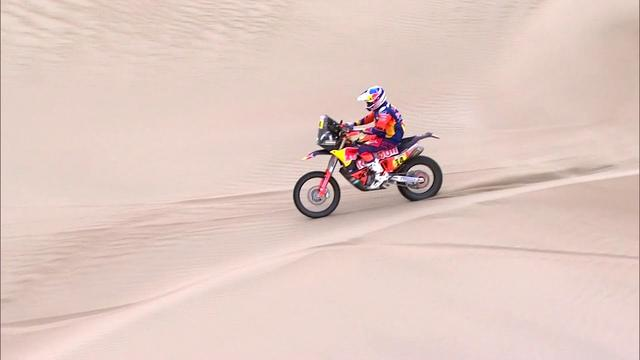 画像: Summary - Bike/Quad - Stage 3 (San Juan de Marcona / Arequipa) - Dakar 2019 youtu.be