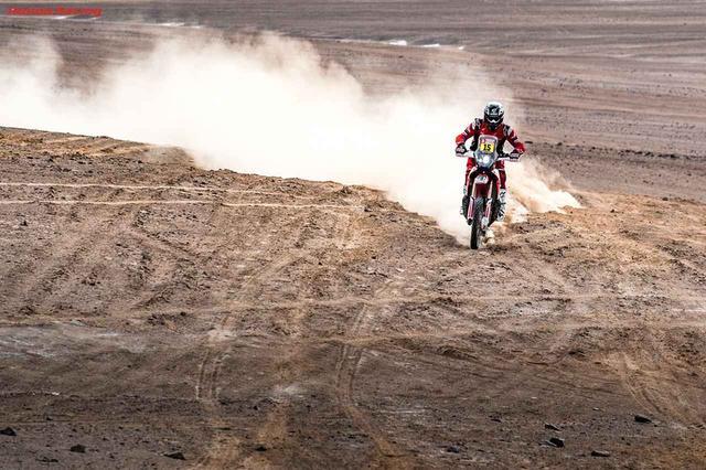 画像: <Dakar Rally 2019> Daily Report⑥ ホンダのリッキー•ブラベックが好タイムでステージ4優勝! 総合順位もトップに。