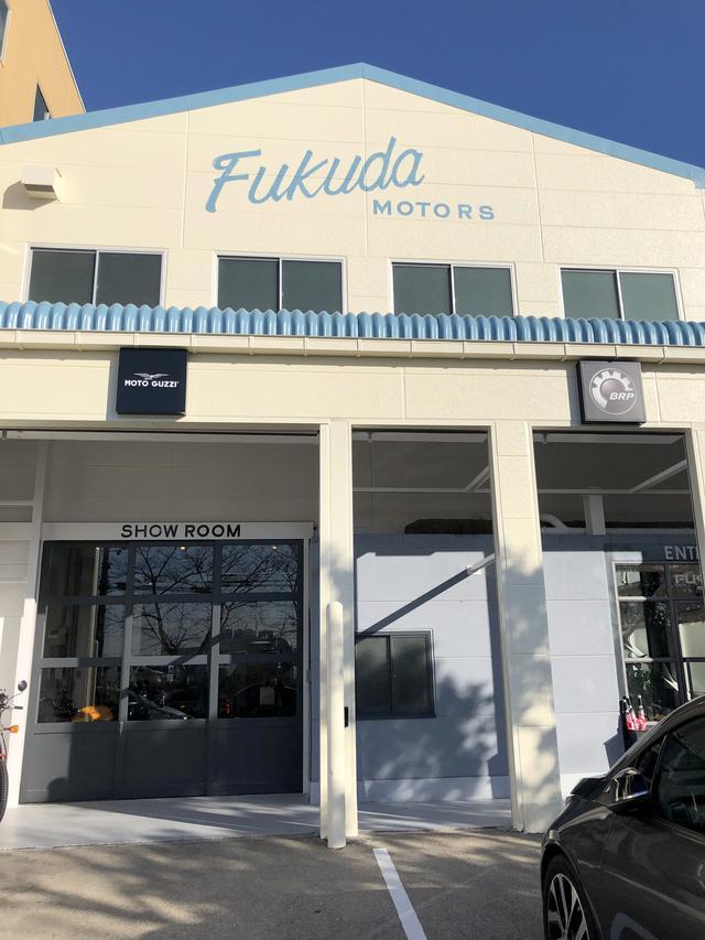 画像1: 福田モーター商会の新店舗、「新木場ガレージ」が1月12日(土)にグランドオープンします!